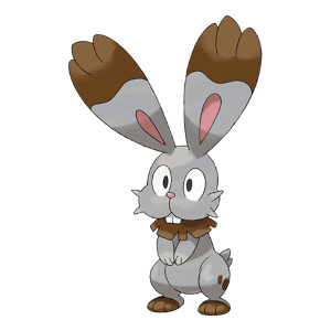 Bunnelby Official Artwork