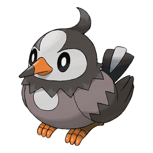 Starly Official Artwork