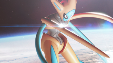 Deoxys Speed Forme by Legends Lima