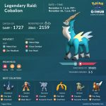 Cobalion Raid Guide by Couple Of Gaming