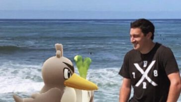 Bobby and Farfetch'd header