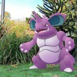 nidoking ar shot by pokegenix