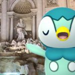 Piplup AR Photograph by PeloPoGO