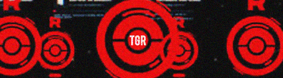 TGR Pixelated Header