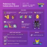 pokemon celebration day - couple of gaming