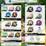 Spring into Spring Event Infographic by Orange Heart