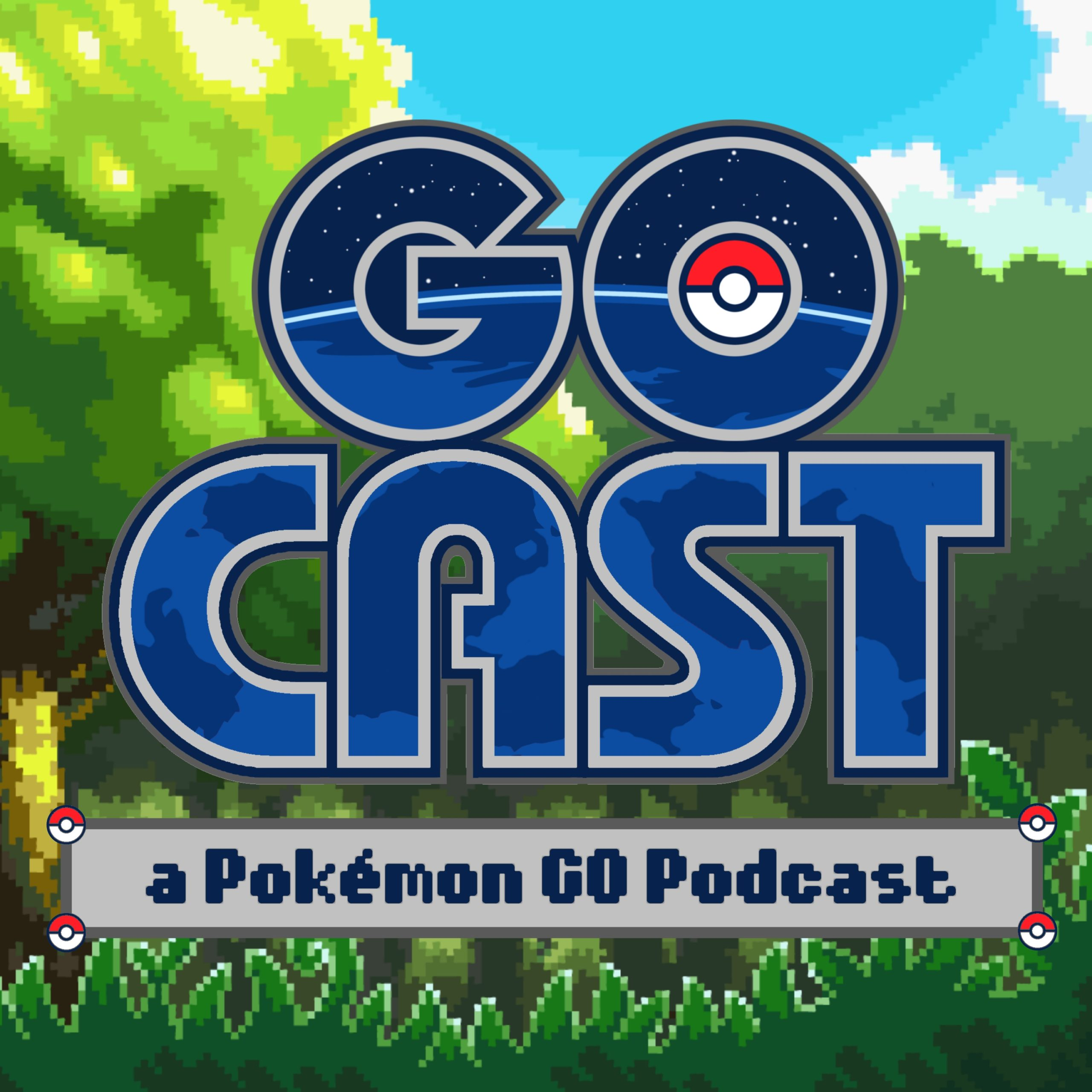 GoCast Podcast Logo