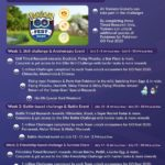 Skill Week Infographic by CoupleOfGaming