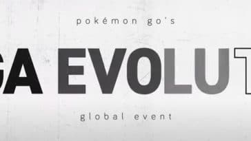Mega Evolution Global Event Website Header