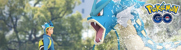 Gyrados Section Header